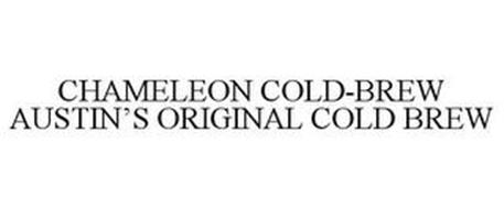 CHAMELEON COLD-BREW AUSTIN'S ORIGINAL COLD BREW