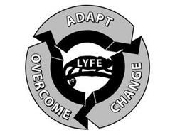 ADAPT CHANGE OVERCOME LYFE