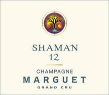 SHAMAN 12 CHAMPAGNE MARGUET GRAND CRU