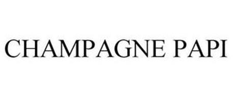 CHAMPAGNE PAPI