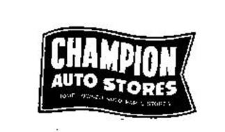 CHAMPION AUTO STORES HOME-OWNED AUTO PARTS STORES