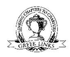 LINKING CHAPTERS TO CHARITIES GREEK LINKS