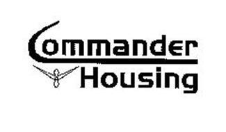 COMMANDER HOUSING