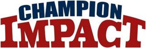 CHAMPION IMPACT