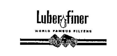LUBER-FINER WORLD FAMOUS FILTERS