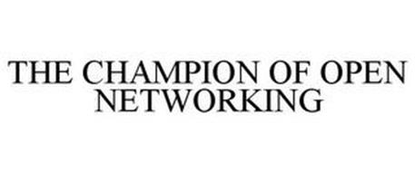 THE CHAMPION OF OPEN NETWORKING