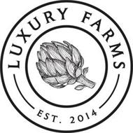 LUXURY FARMS EST. 2014