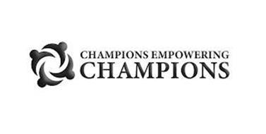 CHAMPIONS EMPOWERING CHAMPIONS