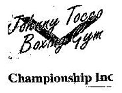 JOHNNY TOCCO BOXING GYM