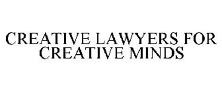 CREATIVE LAWYERS FOR CREATIVE MINDS