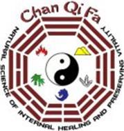 CHAN QI FA NATURAL SCIENCE OF INTERNAL HEALING AND PRESERVING VITALITY