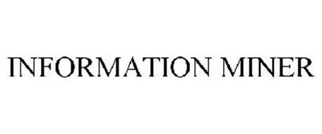 INFORMATION MINER