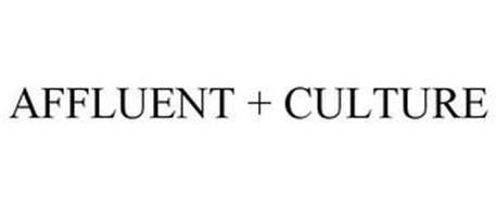 AFFLUENT + CULTURE