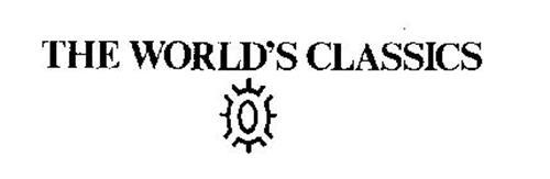 THE WORLD'S CLASSICS