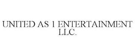 UNITED AS 1 ENTERTAINMENT LLC.