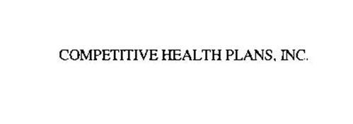 COMPETITIVE HEALTH PLANS, INC.