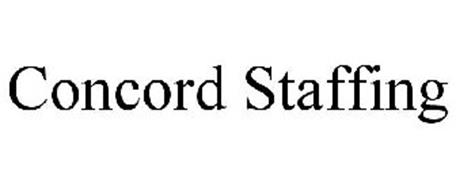 CONCORD STAFFING
