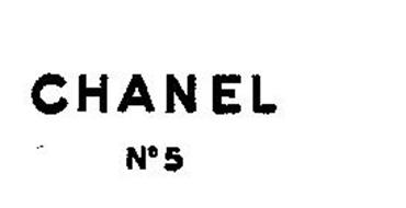 CHANEL NO 5 Trademark of Chanel, Inc.. Serial Number ...