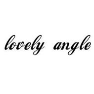 LOVELY ANGLE