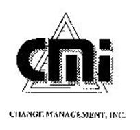 CMI CHANGE MANAGEMENT, INC.