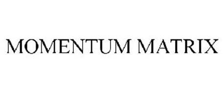 MOMENTUM MATRIX