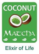 COCONUT MATCHA ELIXIR OF LIFE