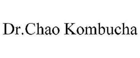 DR.CHAO KOMBUCHA