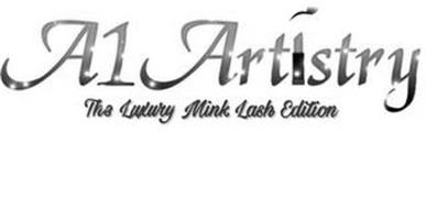 A1 ARTISTRY THE LUXURY MINK LASH EDITION
