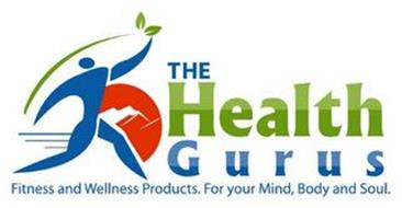 THE HEALTH GURUS FITNESS AND WELLNESS PRODUCTS. FOR YOUR MIND, BODY AND SOUL.