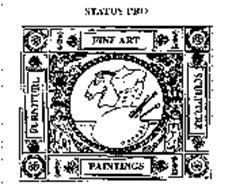 STATUS PRO FINE ART PAINTINGS SCULPTURE FURNITURE
