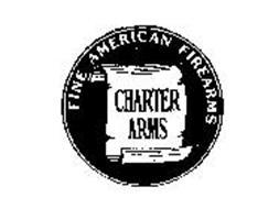 CHARTER ARMS FINE AMERICAN FIREARMS