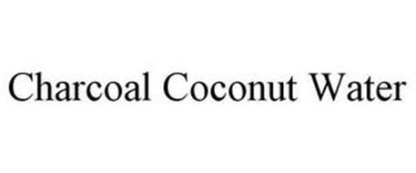 CHARCOAL COCONUT WATER