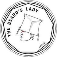 THE BEARD'S LADY 2018