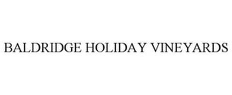 BALDRIDGE HOLIDAY VINEYARDS