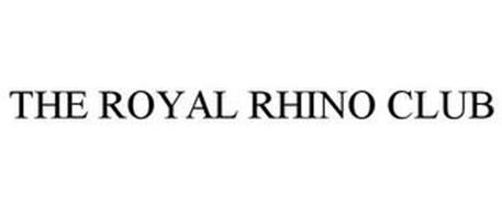 THE ROYAL RHINO CLUB