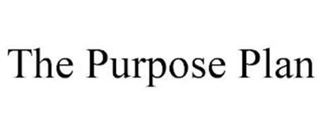 THE PURPOSE PLAN