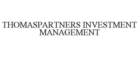THOMASPARTNERS INVESTMENT MANAGEMENT