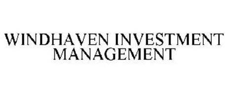 WINDHAVEN INVESTMENT MANAGEMENT