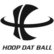 H HOOP DAT BALL