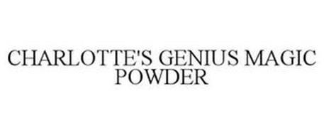 CHARLOTTE'S GENIUS MAGIC POWDER