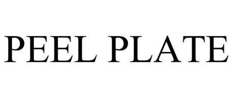 PEEL PLATE