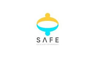 SAFE STATUS ALERT FOR EMERGENCY