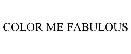 COLOR ME FABULOUS