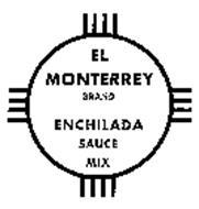 EL MONTERREY BRAND ENCHILADA SAUCE MIX