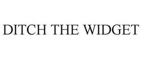 DITCH THE WIDGET
