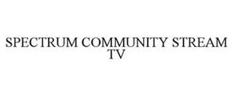 SPECTRUM COMMUNITY STREAM TV