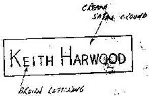 KEITH HARWOOD