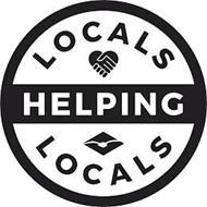 LOCALS HELPING LOCALS