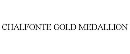 CHALFONTE GOLD MEDALLION