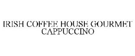 IRISH COFFEE HOUSE GOURMET CAPPUCCINO